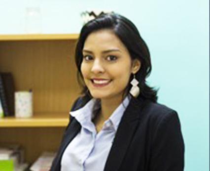 Ms. Ana da Cunha